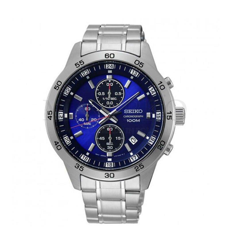 stylowy zegarek Seiko